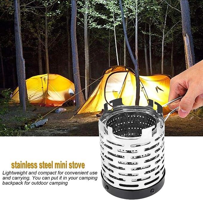 Premium Heater Cover Bag Camping Equipment Warmer Stove Tent Heating Tool LA