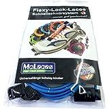Flexy-Lock-Laces Schnellschnürsystem, Triathlon-Schnürsystem