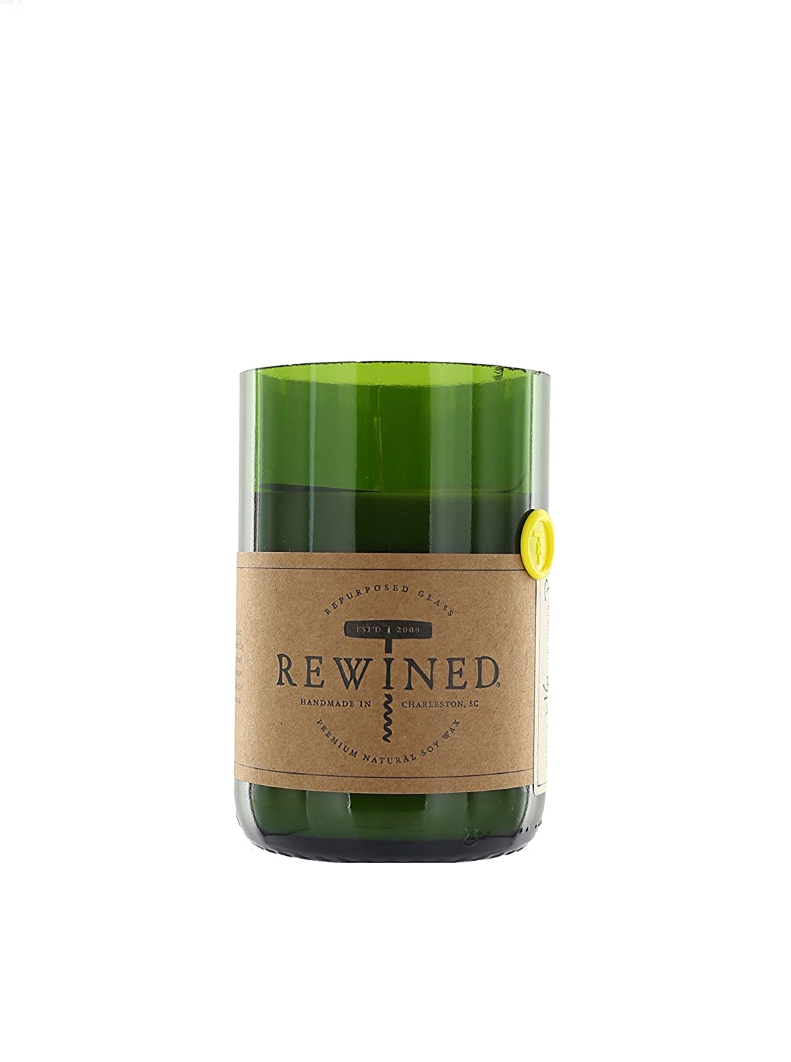 Rewined Chardonnay Candle Rewined Candles 857070003055