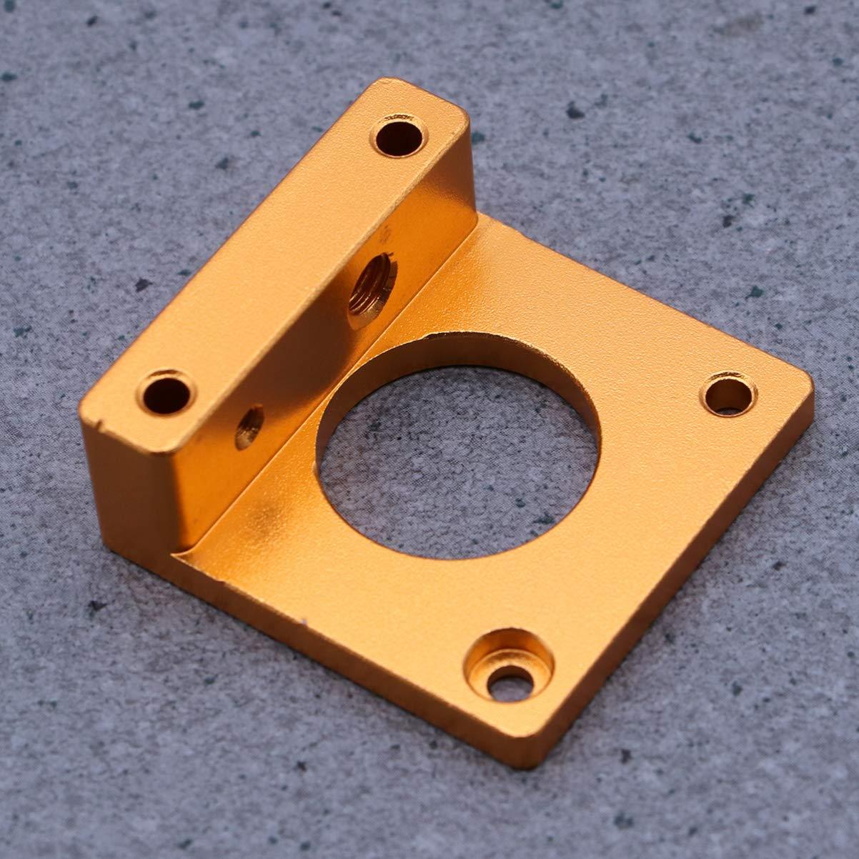 ULTECHNOVO kit fai da te mk8 estruso in lega di alluminio blocco bowden estrusore filamento per accessori per stampante 3d ender creality