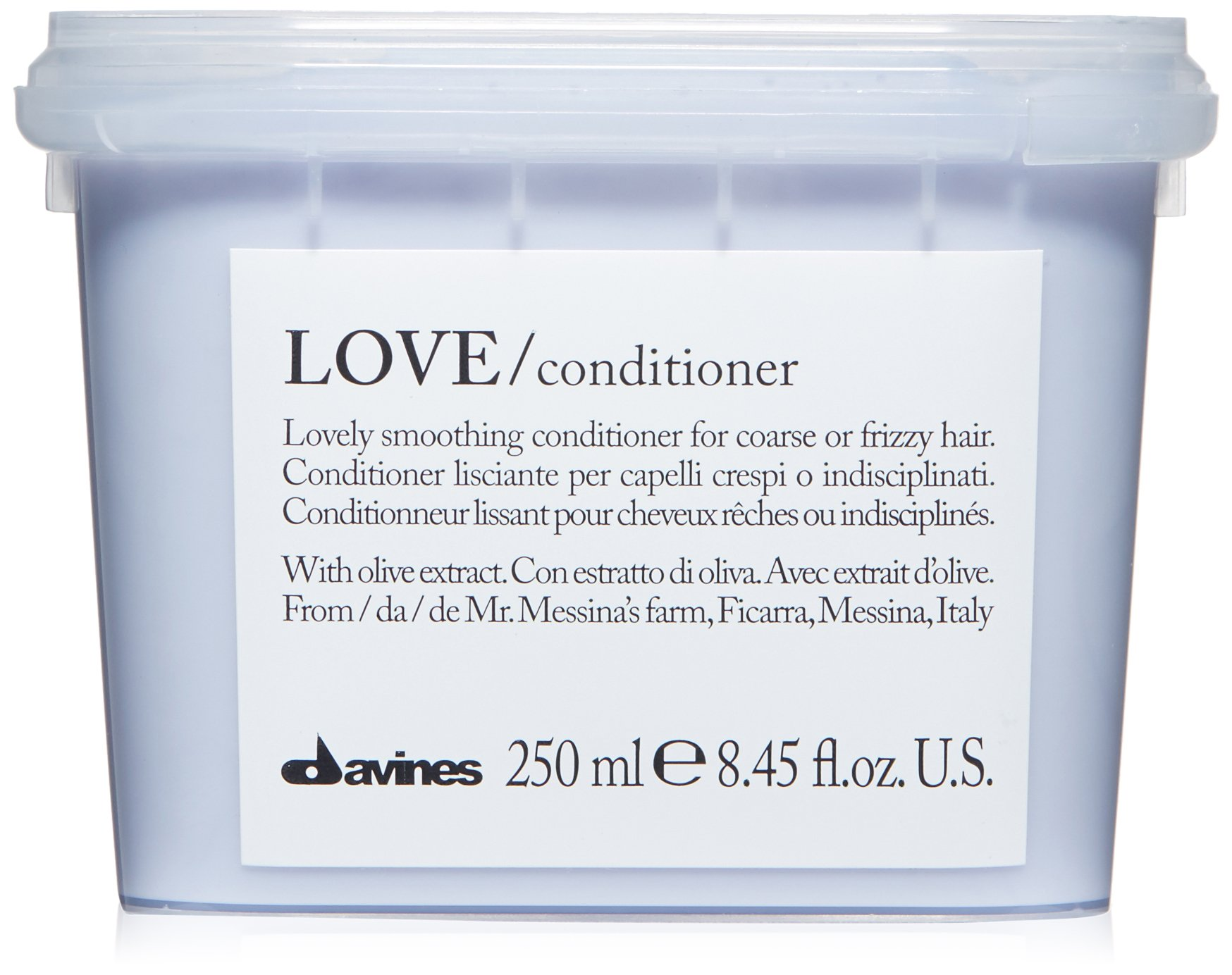 Davines Love Smoothing Conditioner, 8.45 fl.oz. by Davines