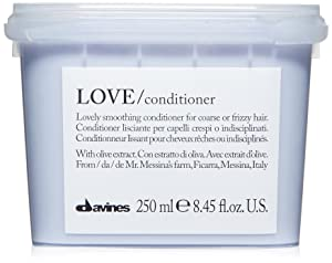 Davines Love Smoothing Conditioner with Olive Extract