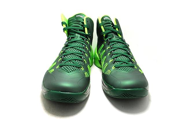 low priced cc9b4 cfa2a Nike Men s Hyperdunk 2013 Green Basketball Shoes Sz.13.5 New 584433 300   Amazon.ca  Shoes   Handbags
