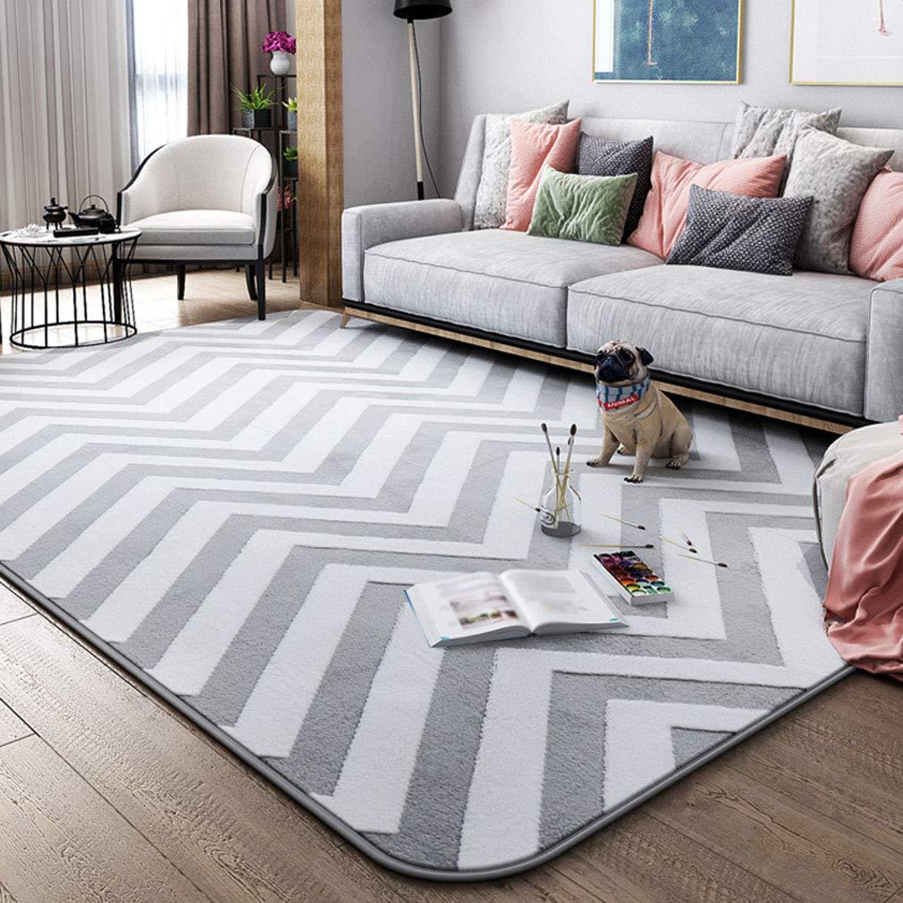 Heimtextilien, Bad- & Bettwaren HERURU/DT-Teppich Carpet Nordic Soft und bequem Anti-Rutsch-Multifunktionsschlafzimmer Wohnzimmer Tee Tischdecke Küchentextilien