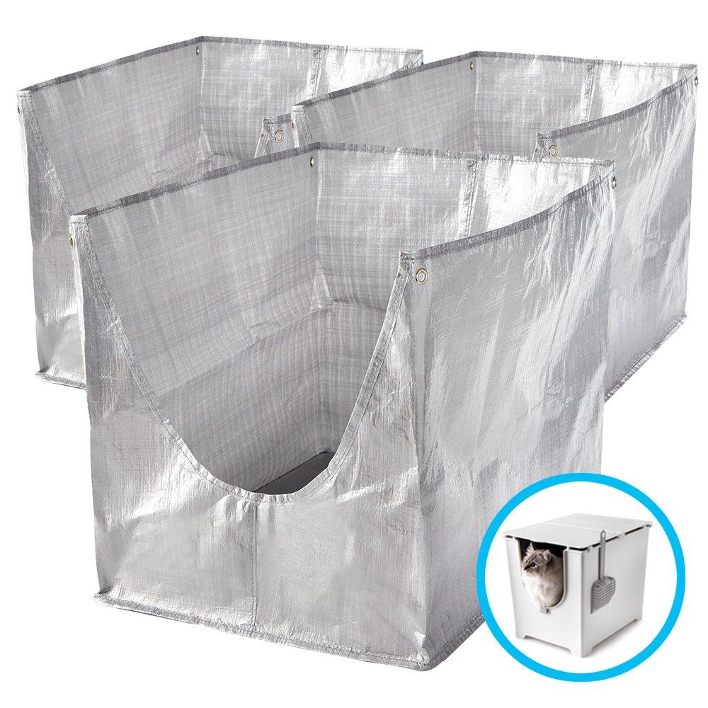 Modkat Flip Litter Box Liner Refills 3 Pack