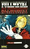 FULLMETAL ALCHEMIST 01 (CÓMIC MANGA)
