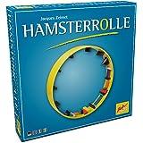 Noris Spiele Zoch 601133500 - Hamsterrolle, Familienspiel