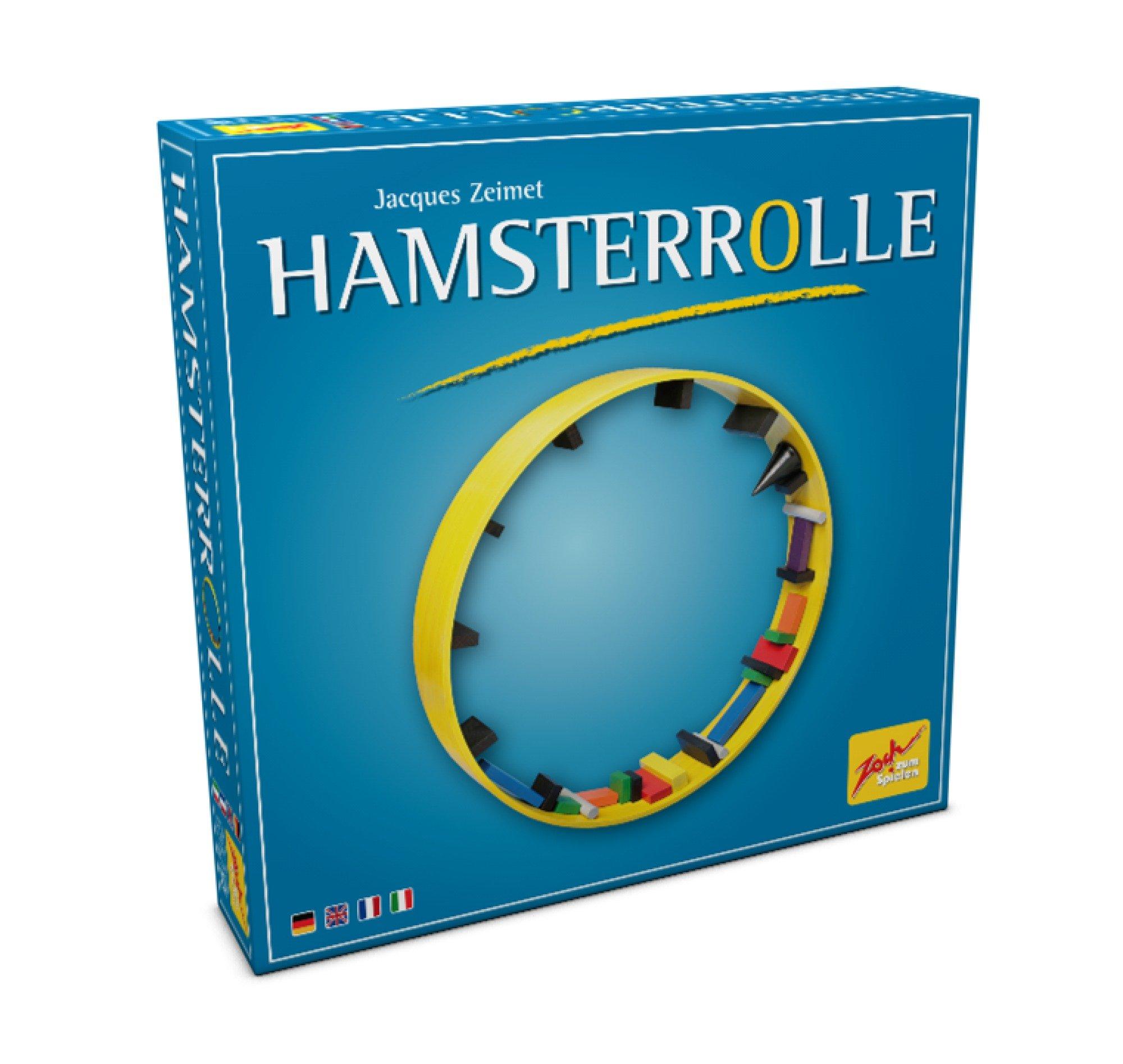 Zoch Verlag Hamsterrolle Stacking Game