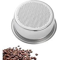 Cesta de filtro de café de 54 mm para Breville Portafilter BES840XL, BES870XL, BES860XL de acero inoxidable de doble…