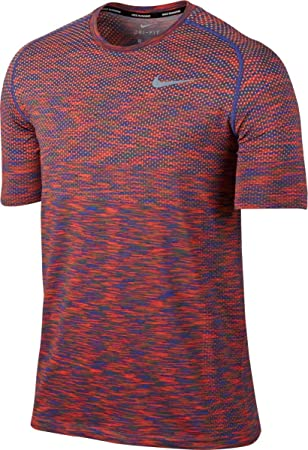 58f637bb Nike M Nk Df Knit Ss Tee for Man, Green (Palm Green/Paramount Blue/Max  Gold), 2XL: Amazon.co.uk: Sports & Outdoors