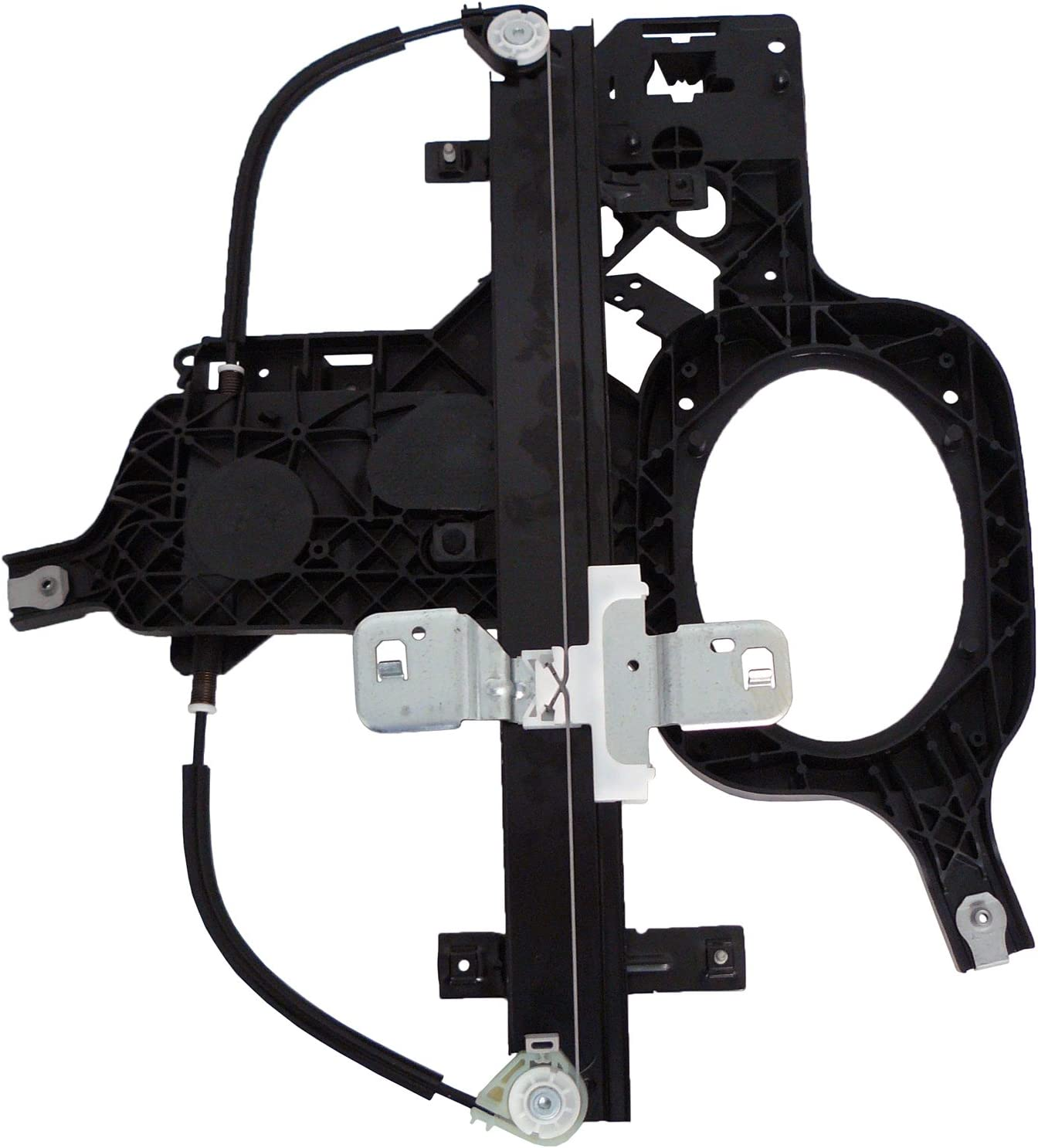 ACDelco 11R54 Professional Rear Passenger Side Power Window Regulator without Motor