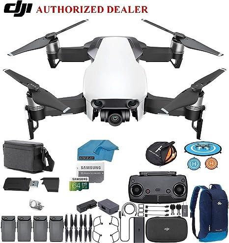 DJI Mavic Air Fly More Combo Drone - Cuadricóptero con Tarjeta SD ...