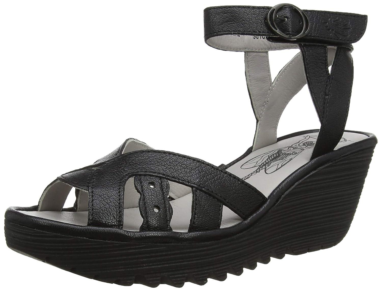 539636951e8c6 Amazon.com | FLY London Women's YRAT021FLY | Sandals