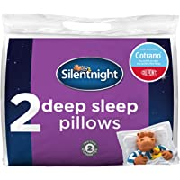 Silentnight Deep Sleep Plus Pillow - 2 Pack