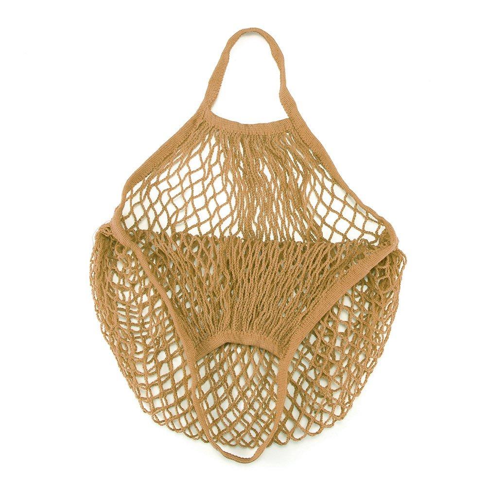 ONEVER Sacchetto di stringa 1pc della maglia della rete Borsa della spesa riutilizzabile Frutta Verdura borsa bagagli