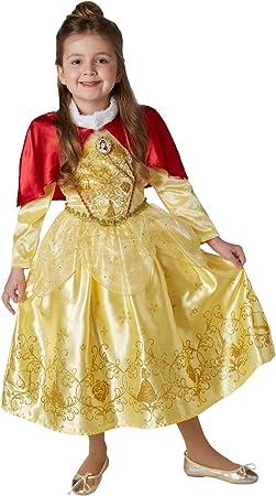 Disfraz de la Bella oficial de Disney, de Rubies: Amazon.es ...