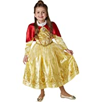 Rubie's Official Disney Princess Belle Winter Childs Costume - size Small 3-4 years, Height 104 cm