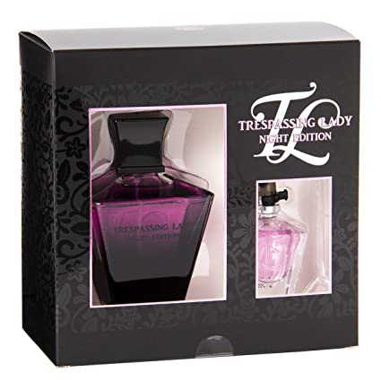Trespassing Night - Estuche de perfume de mujer genérico ...