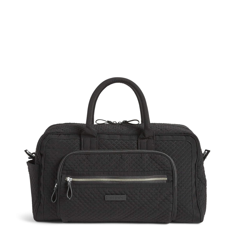 Vera Bradley Women s Microfiber Compact Weekender Travel Bag
