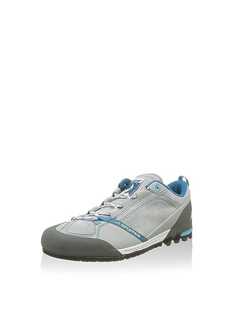 La Sportiva Zapatillas Deportivas Mix Hielo/Gris/Azul EU 40.5: Amazon.es: Zapatos y complementos