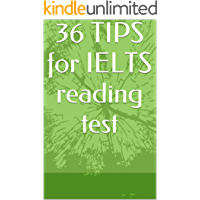 36 TIPS for IELTS reading test
