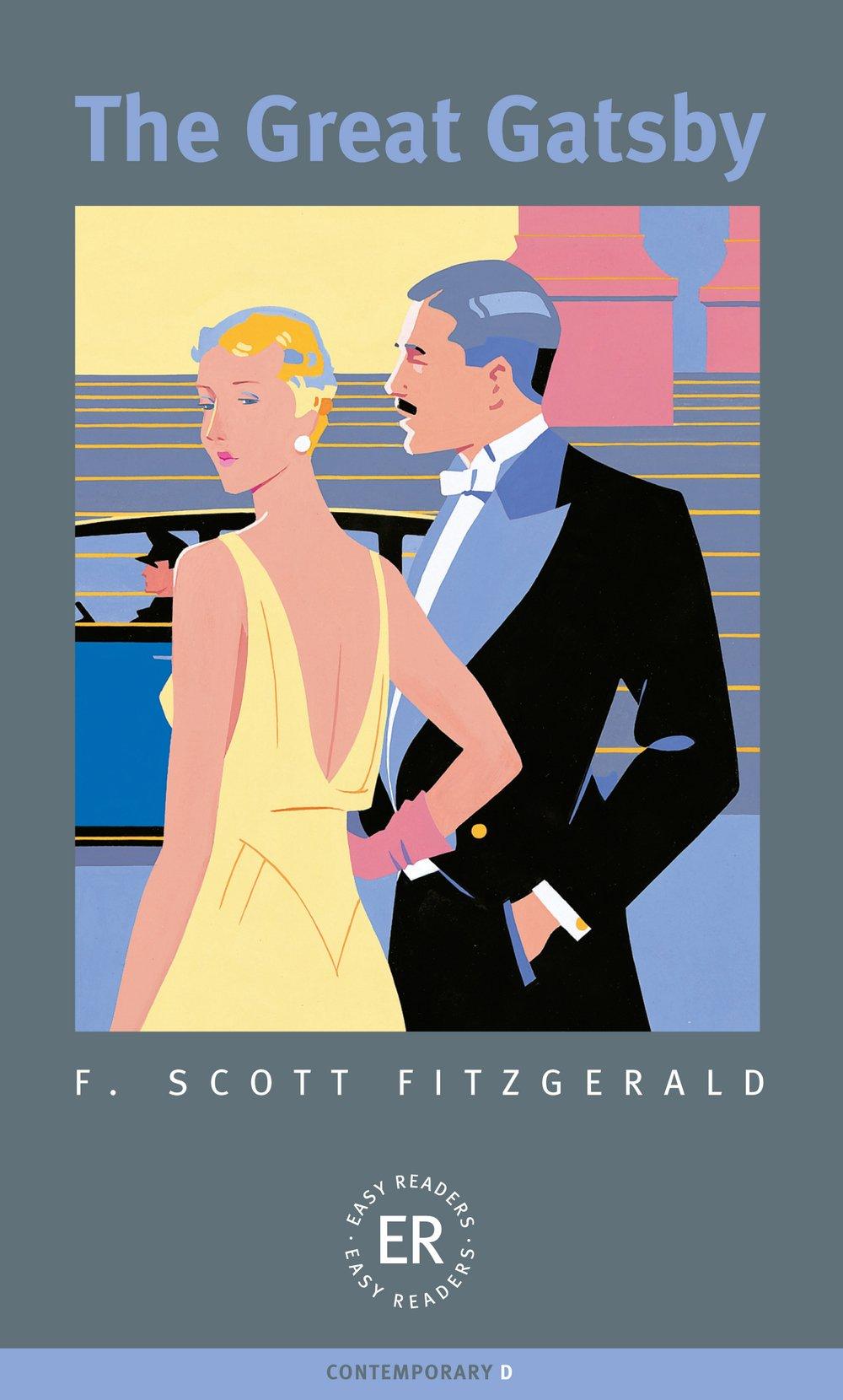 The Great Gatsby: Englische Lektüre für das 5. Lernjahr (Easy Readers (Englisch)) Taschenbuch – 10. März 1992 Francis Scott Fitzgerald Klett Sprachen 3125372402 Lektüren