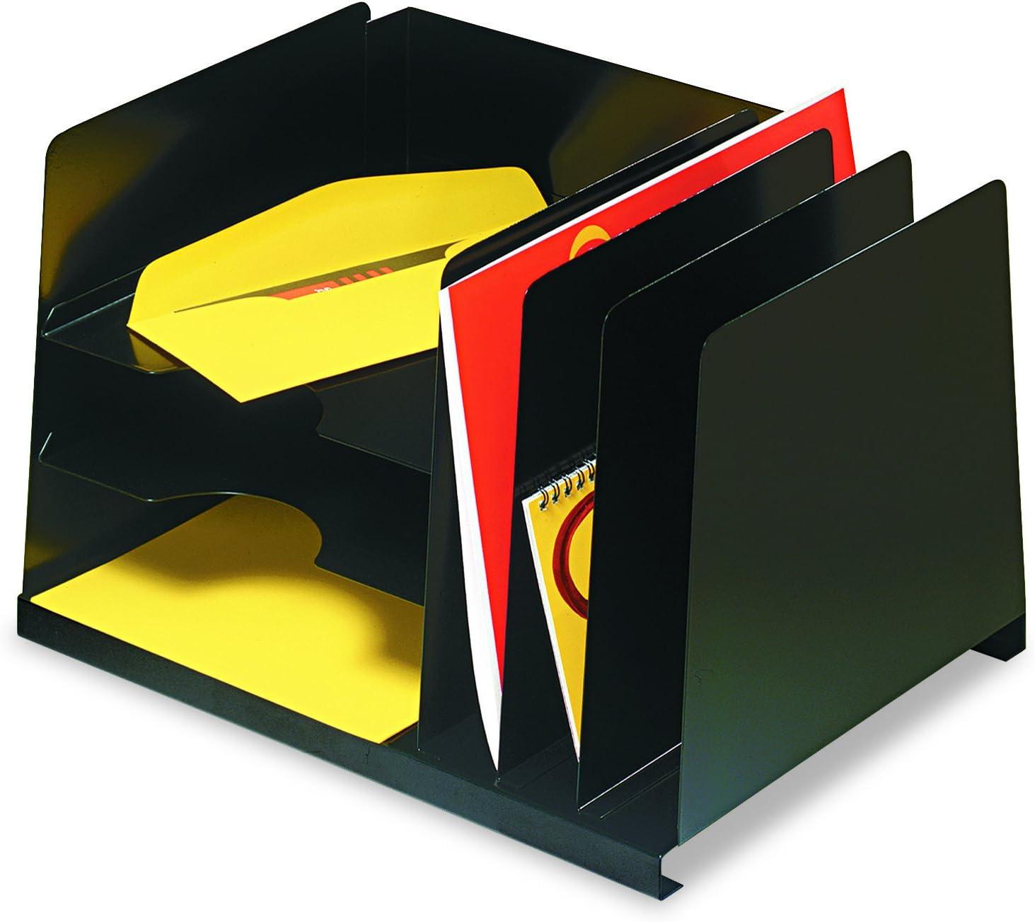 Steelmaster by MMF Industries 26420HV004 Vertical//horizontal Combo Organizer