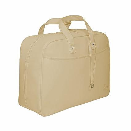 Garessi M12-06, Bolso-maleta de maternidad, Arena: Amazon.es ...