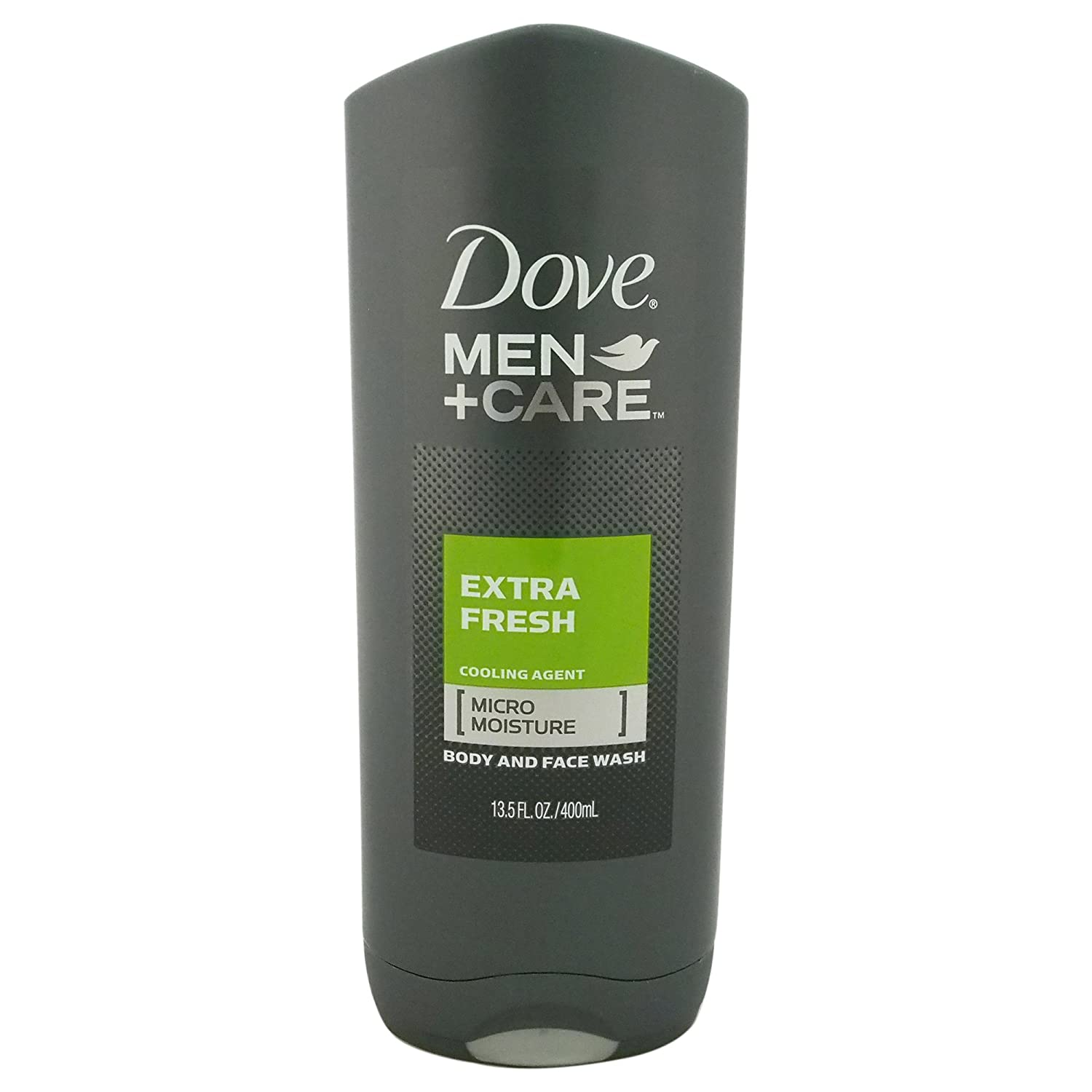 Amazon Com Dove Men Care Body And Face Wash Extra Fresh 13 5 Fl Oz Pack Of 1 Beauty