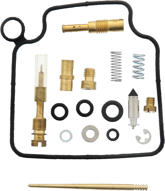 Carb Rebuild Kit Repair 1988-1990 Honda Fourtrax 300 2x4 /& 4x4 TRX300 TRX300FW