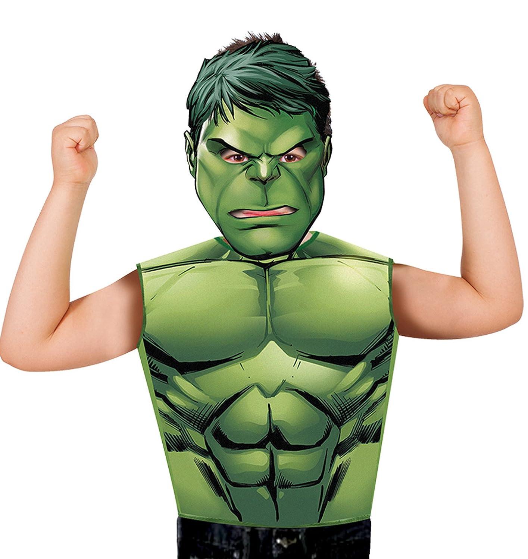 Hulk - Partytime set, 1 unidad (Rubies Spain 620970): Amazon.es: Juguetes y juegos