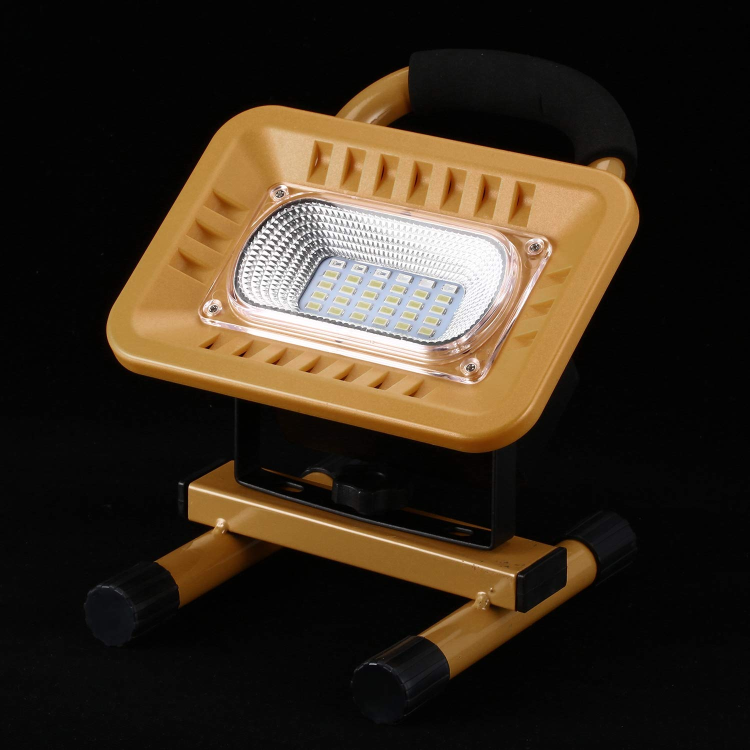 Foreverharbor Led Charging Floodlights Stall Tent Camping Outdoor Portable Home Emergency by Foreverharbor (Image #3)