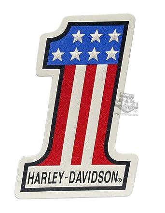 amazon com harley davidson traditional 1 logo embossed patch clothing rh amazon com harley 1 logo harley 1 logo vector
