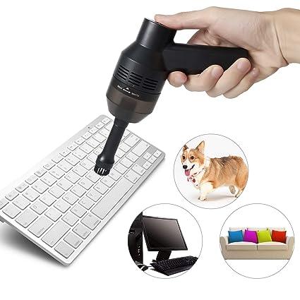 Limpiador de teclado, aspirador de teclado Hoover, USB ...