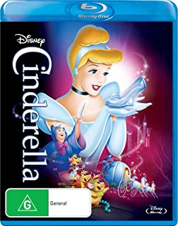 Cinderella All Region Import Australia