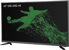 "Philco TV PTV43F61DSWNT 4K LED 43"", Titanium"