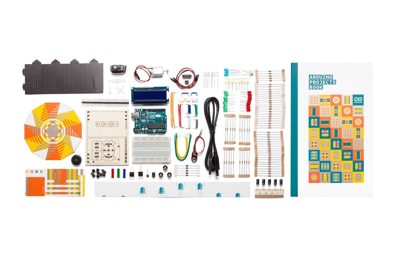 Starter kit pdf arduino book