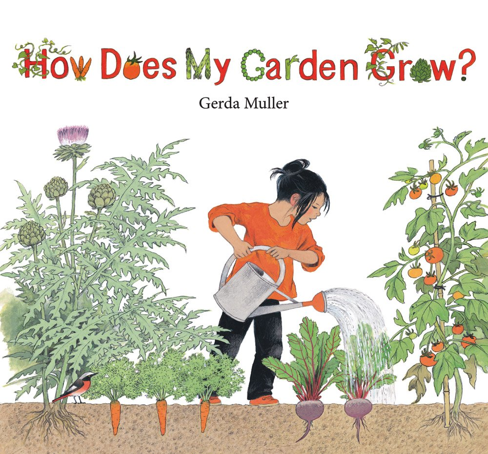 Amazon Com How Does My Garden Grow 9781782500377 Muller