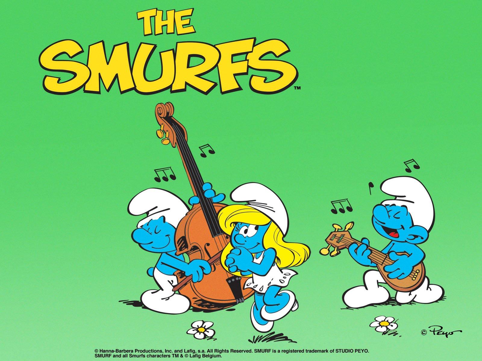 Smurfs 17 Seasons 2011