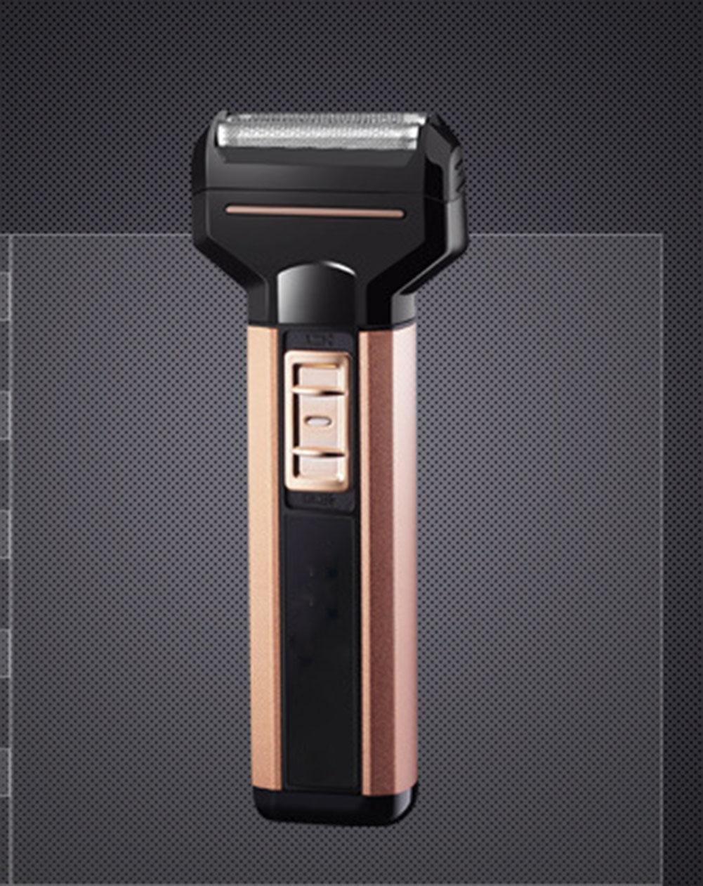 Duplex-Rasierer Nase Haar Gerät Taschenlampe Barbier Ladegerät Typ Reparatur Tempel multifunktionale Anzug