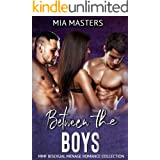 Between the Boys: MMF Bisexual Menage Romance Collection