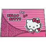 Encubierto HKSU3100 - escritorio del cojín del gatito, alrededor de 59 x 39 cm, de color rosa
