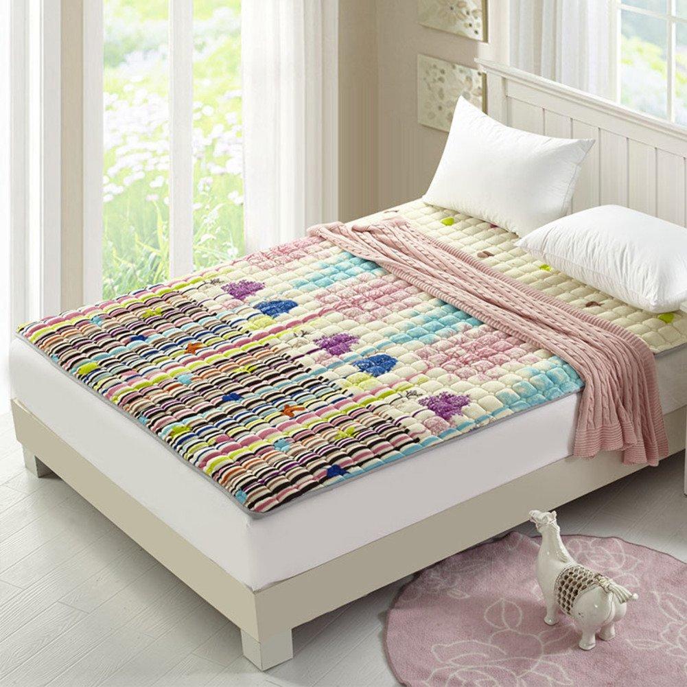mattress/anti-slip super soft mattress/sheet,[double],student,pad/bed mattress-A 100x200cm(39x79inch)