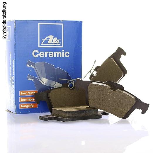 Scheibenbremse ATE Ceramic 13.0470-7195.2 Bremsbelagsatz Keramik