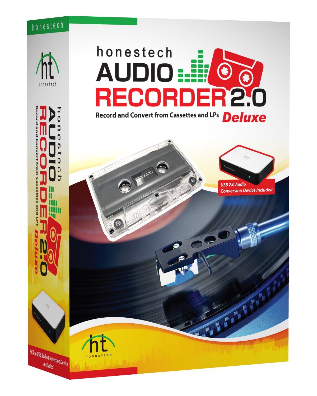 Amazon Audio Recorder 20 Deluxe Software