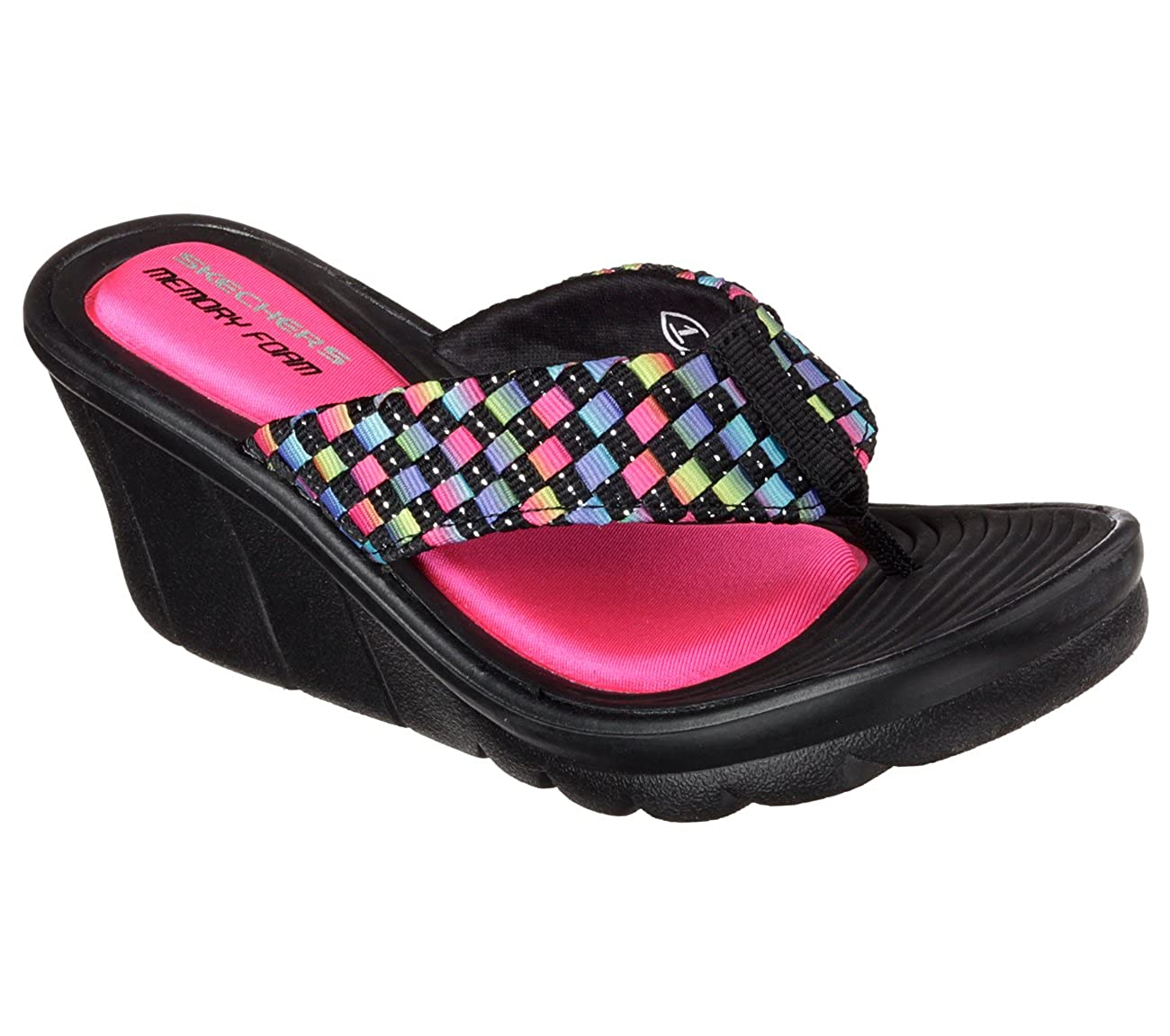 Skechers Girls The Promenade Fun N Sun Sandal