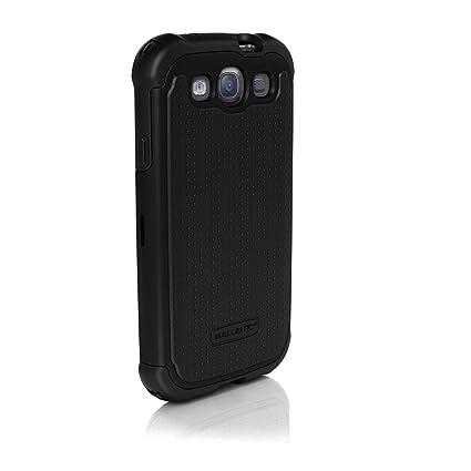 Amazon.com: Ballistic SG carcasa para Samsung Galaxy SIII ...