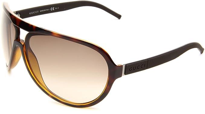 c1539b3cef Gucci Lunettes de soleil (GG 1639/S UYA/CC 68): Amazon.fr: Vêtements ...