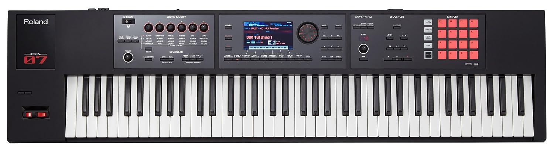 Roland FA-07 76-clave de estación de trabajo musical: Amazon.es: Instrumentos musicales