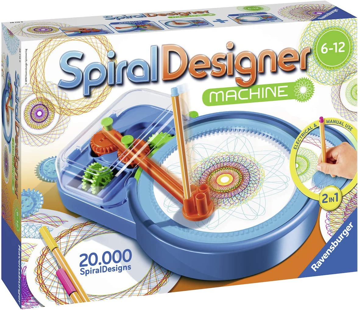 Spiral Designer Maschine | Malsets | Malen und Basteln